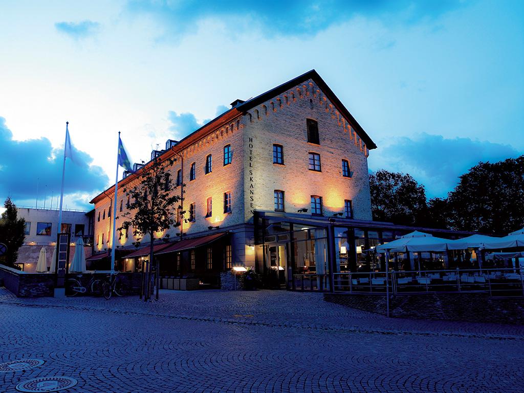 Boka konferens Hotel Skansen Båstad