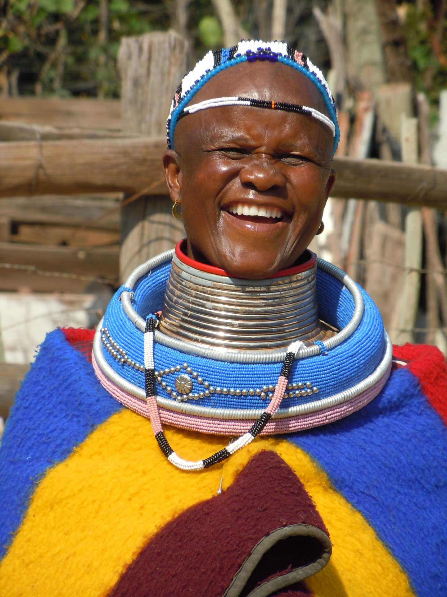 Upptäck den lokala kulturen och levnadssättet under grupp- och konferensresan i Botswana