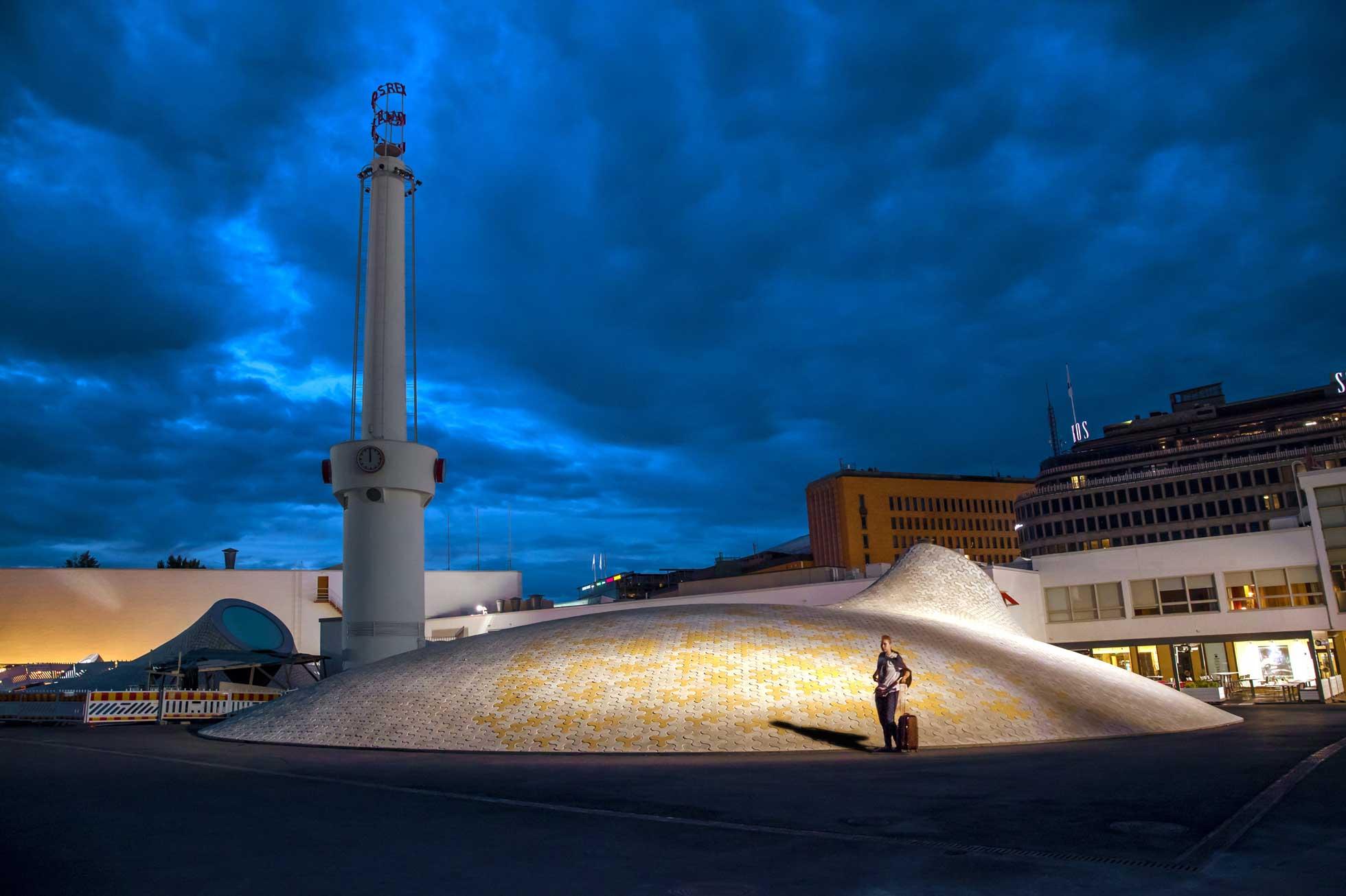 Arkitektur Helsingfors