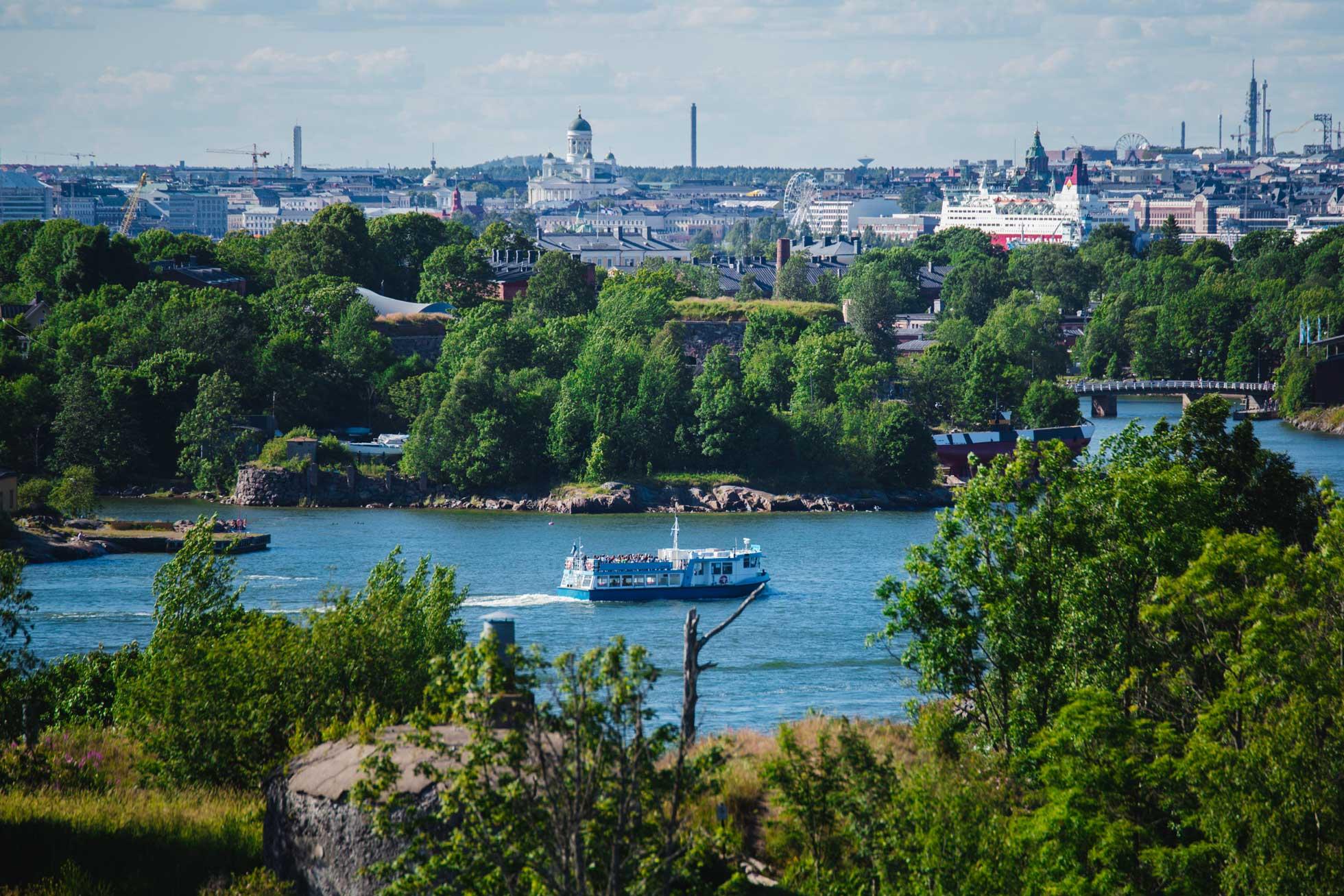 Vallisaari Helsinki