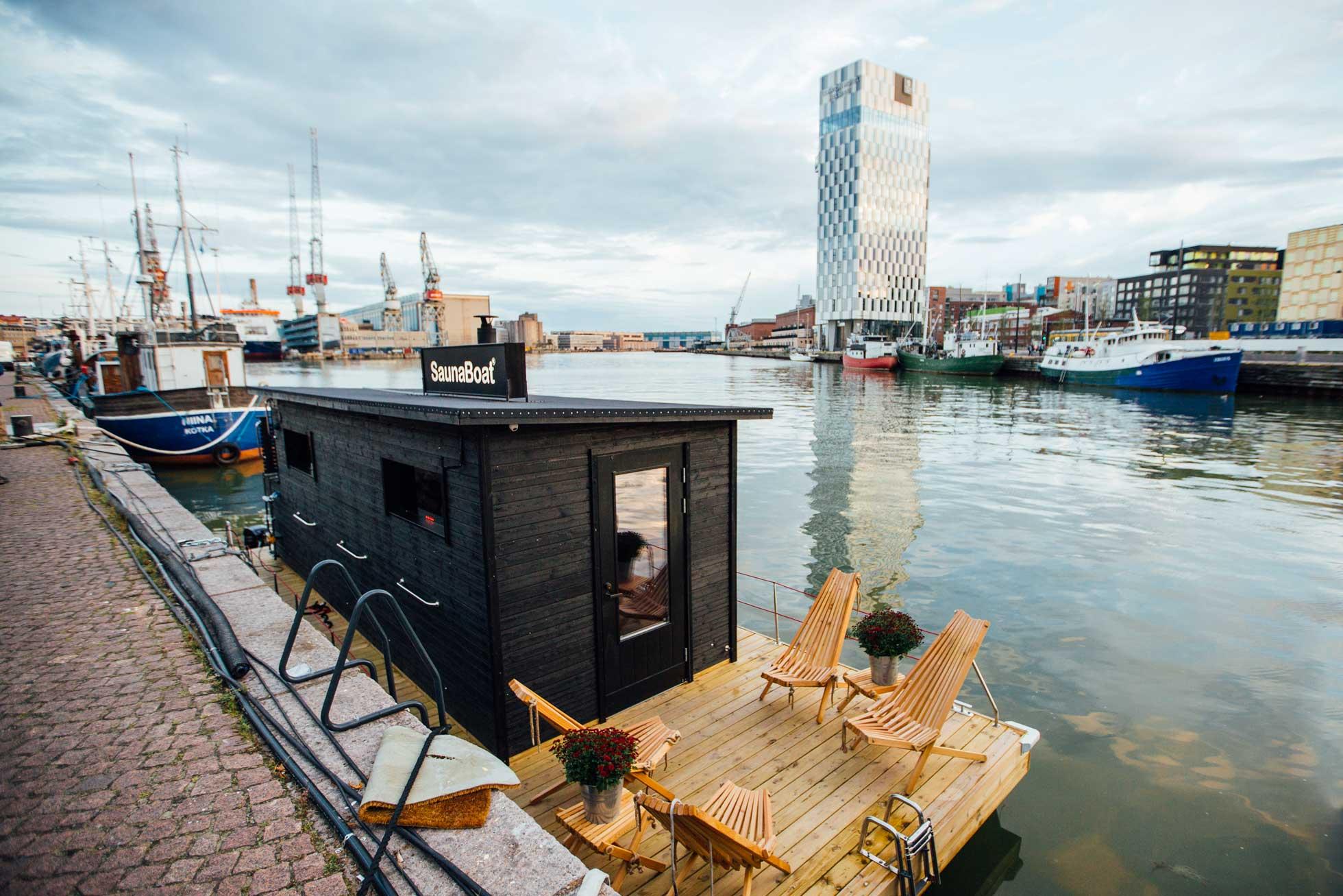 Sauna Helsinki Helsingfors