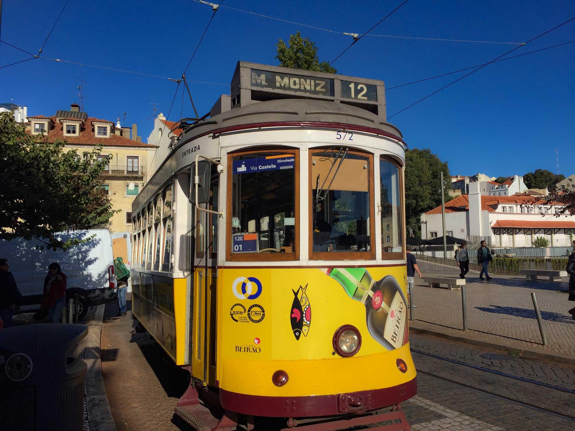 Konferensresa Lissabon Portugal