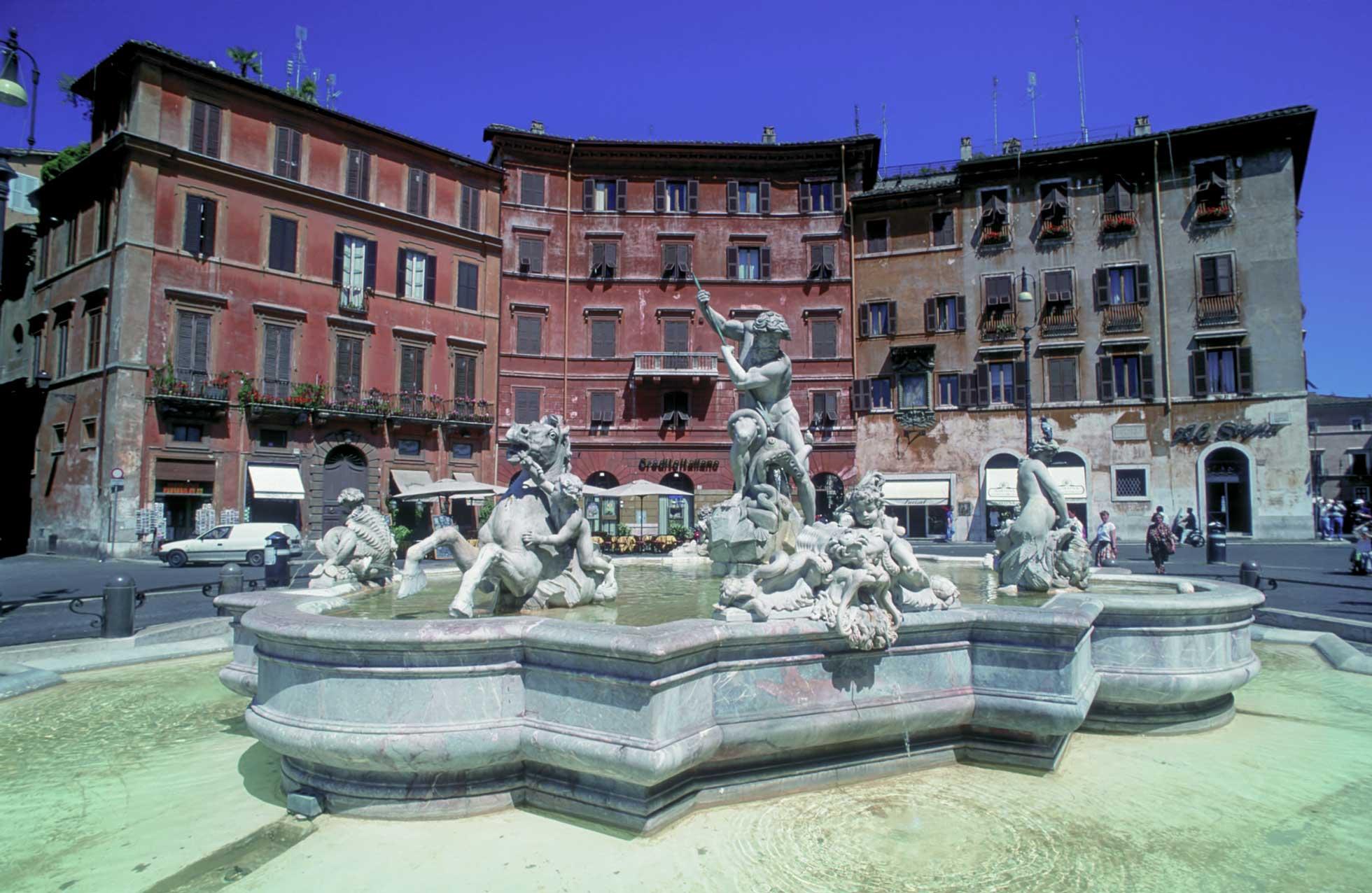 Konferens Rom Italien