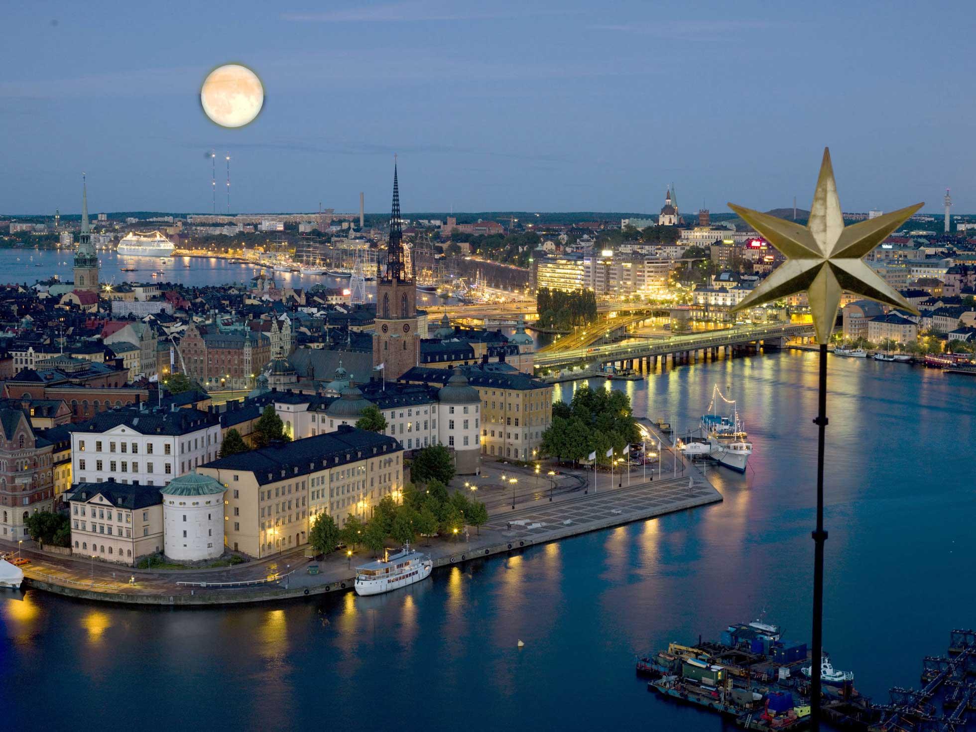 Bästa mötet i Stockholm