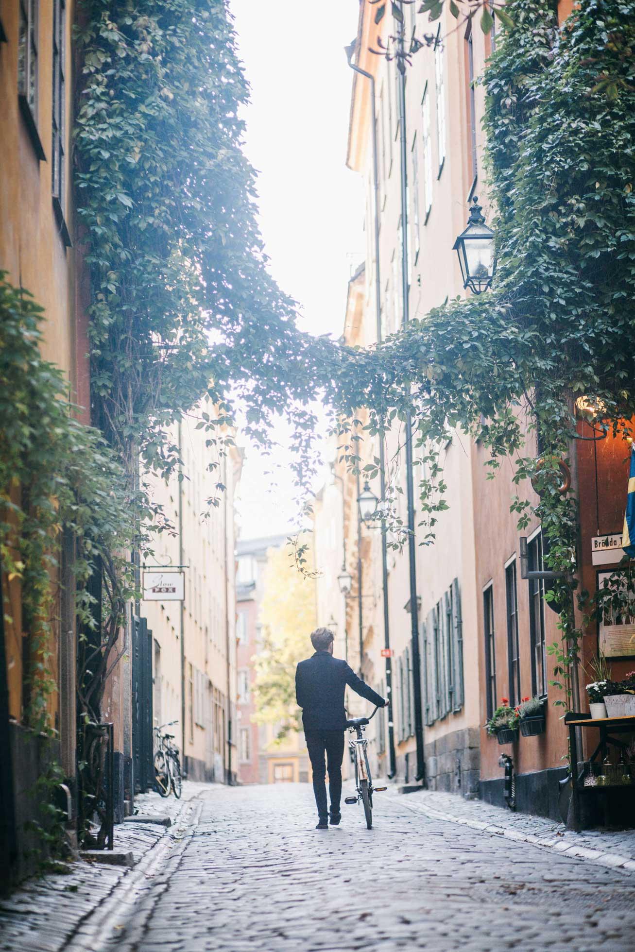 Stadsvandring Gamla stan Stockholm