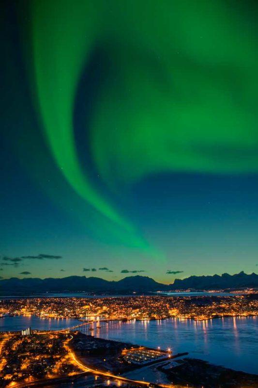 Tromsö norrsken
