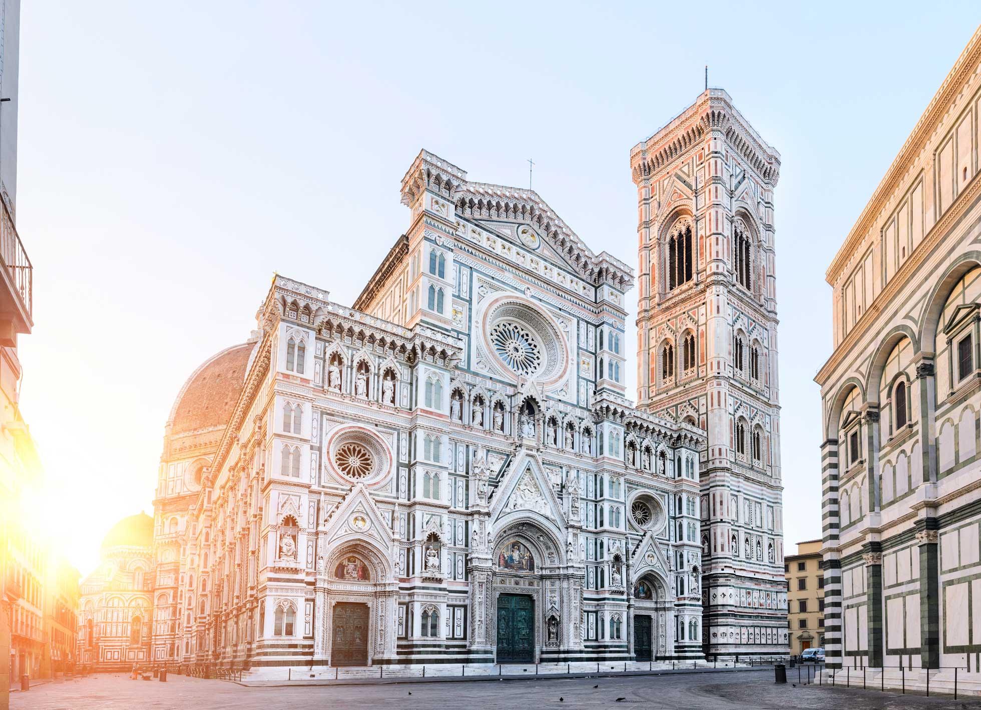 Konferensresa Florens Toscana