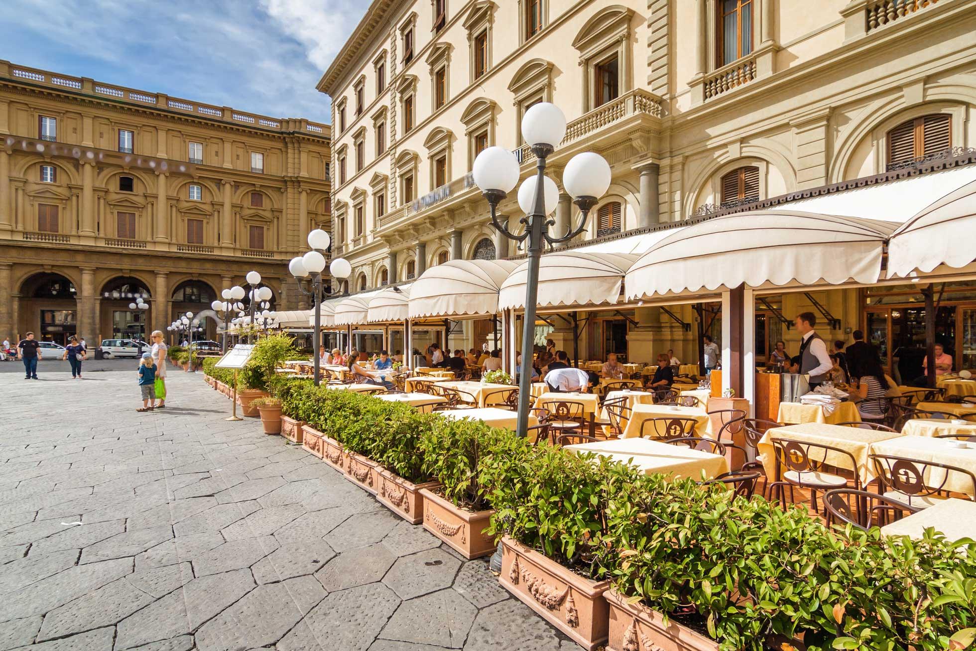 Grupp- och konferensresa Florens Toscana