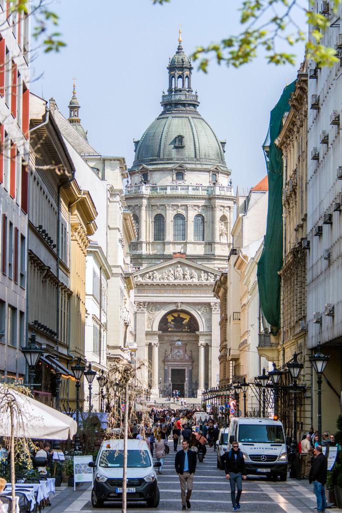 Grupp- och konferensresa Budapest med stadsvandring