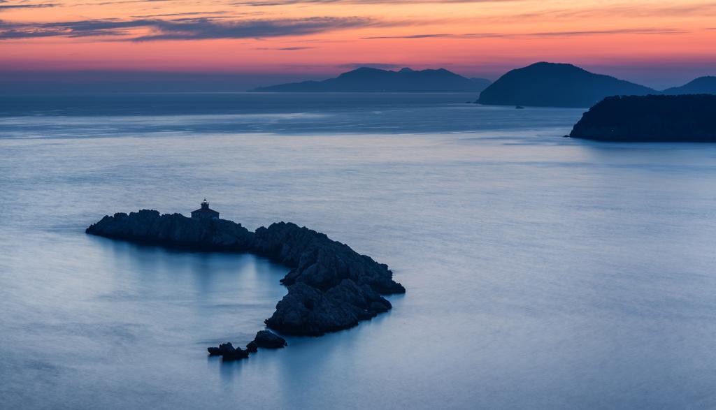 Upplev Dubrovniks solnedgång Kroatien