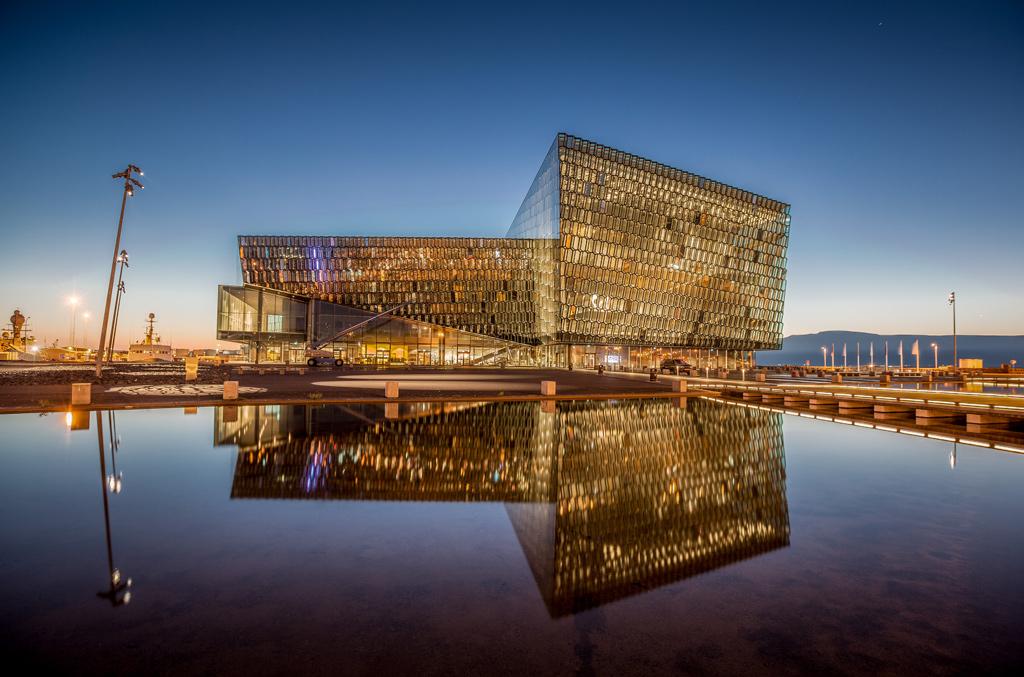 Grupp- och konferensresa Island med operatema