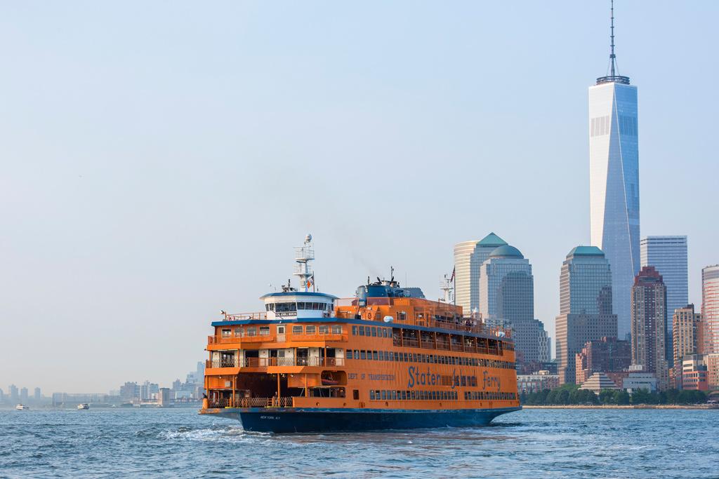 Upptäck New York med Manhattan och Staten Island under konferensresan