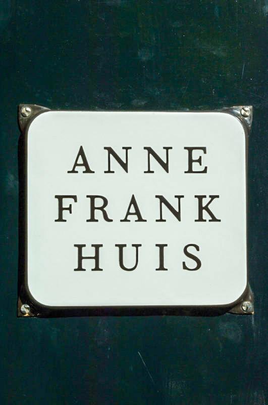 Anne Franks museum i Amsterdam