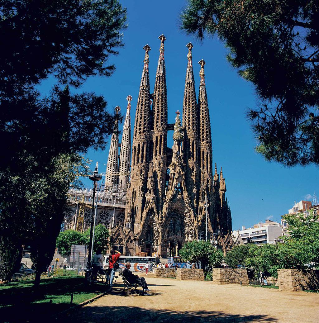 Konferensresa Barcelona Spanien