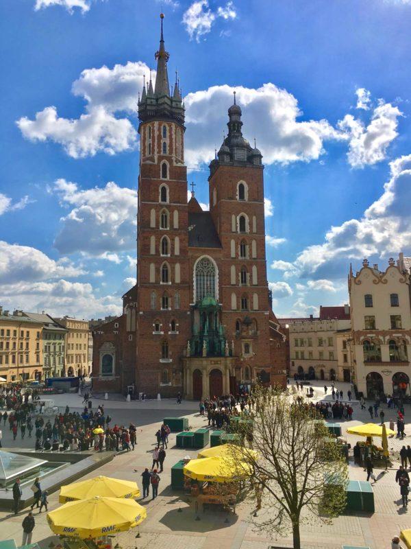 Konferensresa Krakow Polen