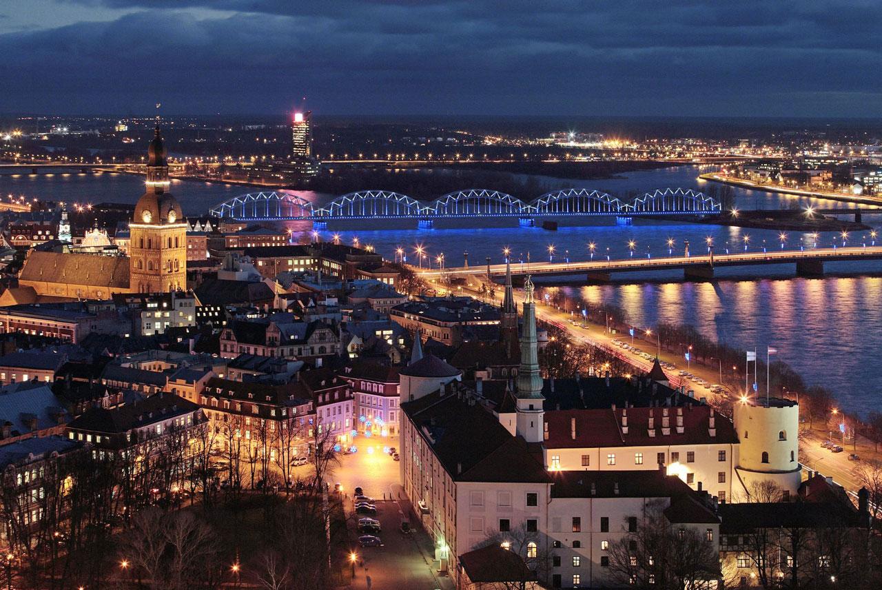 Grupp- och konferensresa Riga Lettland