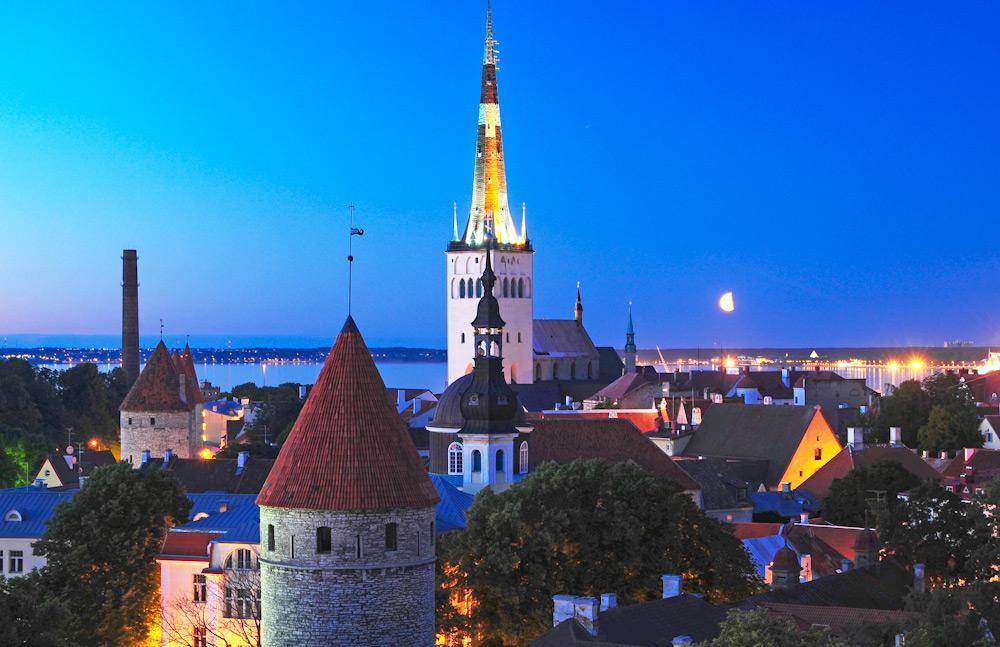 Konferens Tallinn Estland