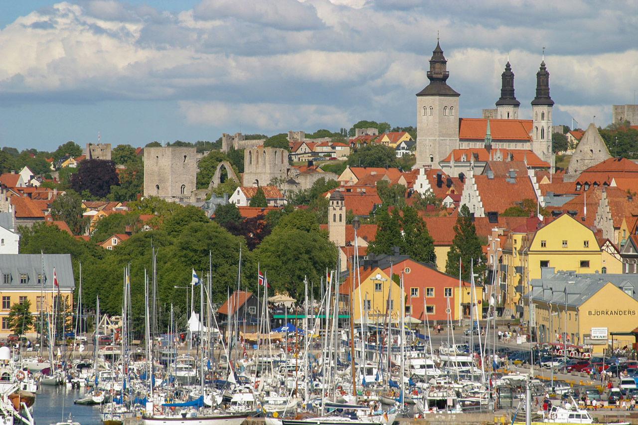 Världsarvet Visby