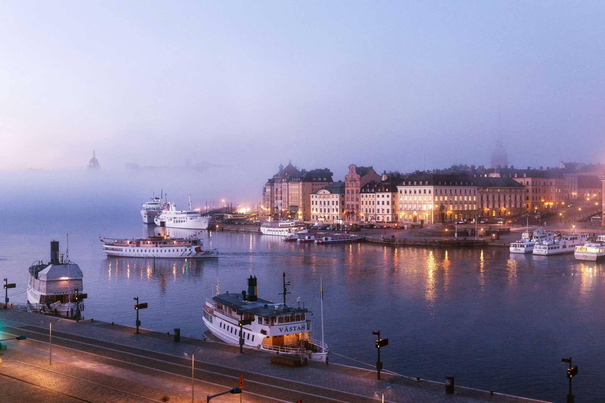 Boka konferens i Stockholm